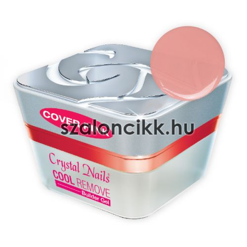 Cool (Remove) Builder Gel Cover Pink - 50ml