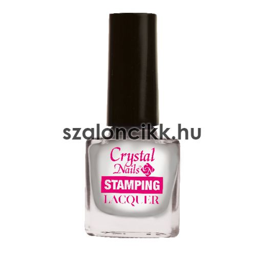 Stamping lacquer nyomdalakk - Chrome silver
