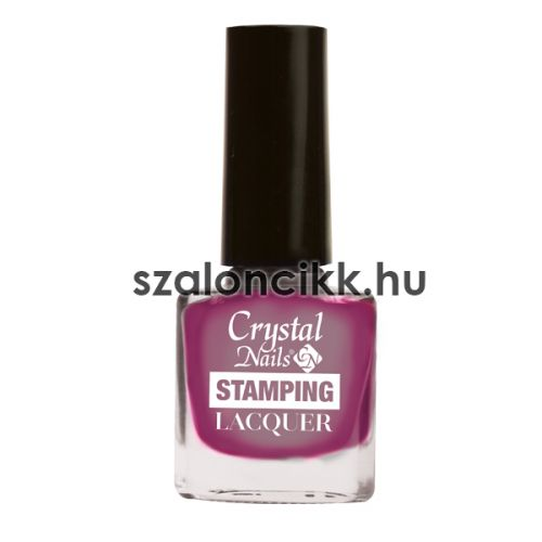 Stamping lacquer nyomdalakk - chrome violet