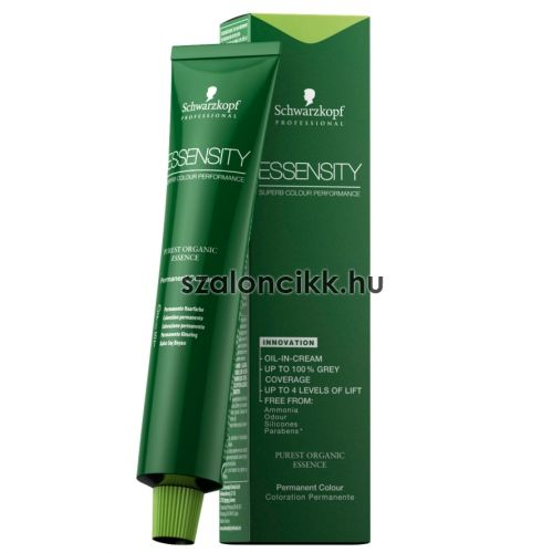 SCHWARZKOPF ESSENSITY HAJFESTÉK 60ML