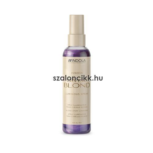 Indola Divine Blond hamvasító hajfényspray szőke hajra 150ml d85092a8de