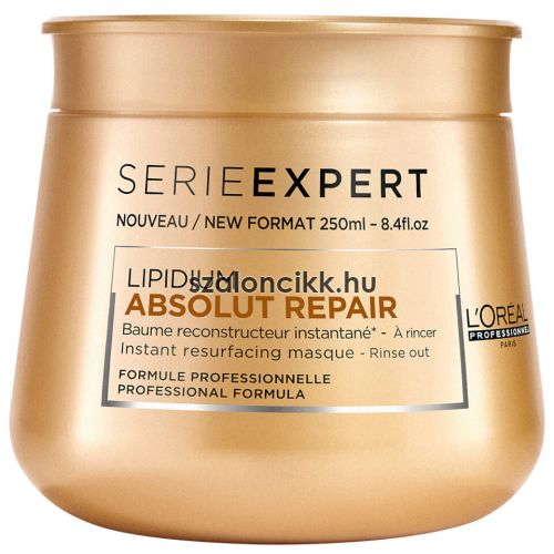 L'Oreal Serie Expert Absolut Repair maszk - 250 ml