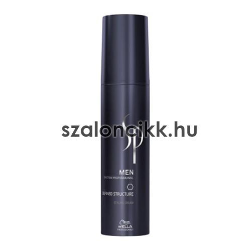 Sp Men Defined Structure Styling Cream 100ml KÉSZLETHIÁNY!