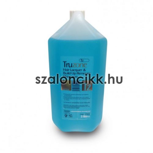 Truzone Hair Laquer and Build up  Remover Sampon 5l