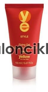Yellow Fixing gel 150ml