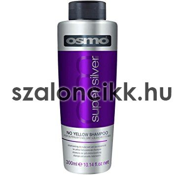 Osmo Super Silver No Yellow sampon 1000 ml