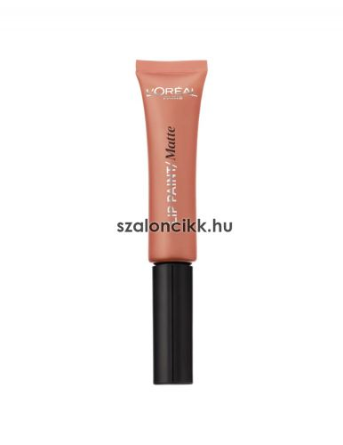 L'oreal lip paint matte 209 nude 8ml AKCIÓ!