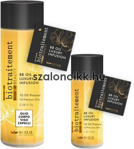 Brelil Biotraitement BB oil Luxury Infusion 100ml