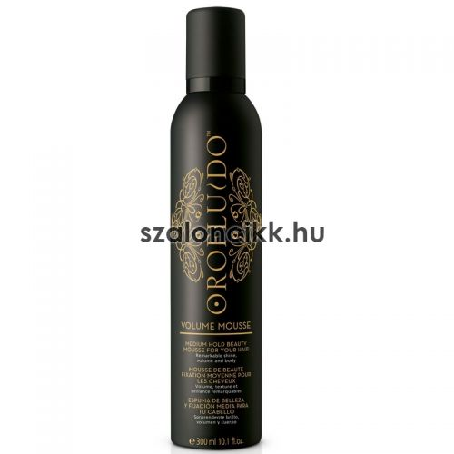 Orofluido Volume Mousse 300ml AKCIÓ!!!