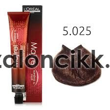 L'oreal Majirel hajfesték 5,025 Mahogany Light Brown 50ml