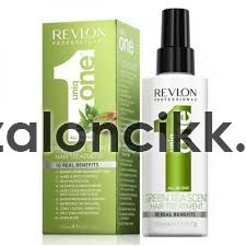 Revlon Uniq One Green Tea Hair Treatment 150ml AKCIÓ!