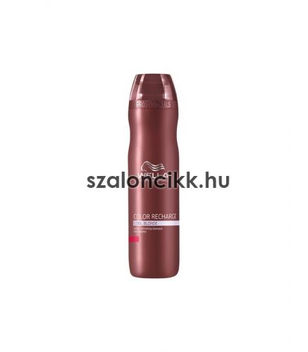 Wella Color Recharge Cool Blonde sampon 250ml AKCIÓ!