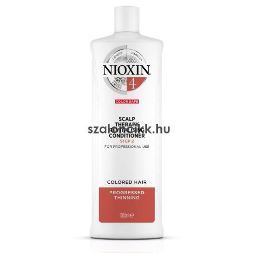 Nioxin 4 kondicionáló 1000ml