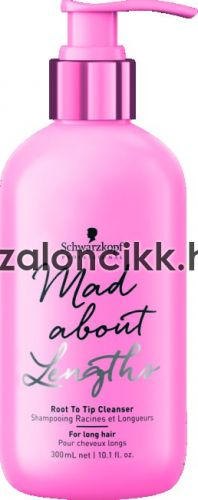 Mad About Lengths Root to Tip Cleanser sampon 300ml