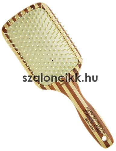 Olivia Garden Large Ionic Paddle Brush hajkefe