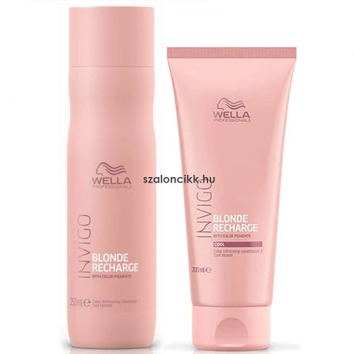 Wella Invigo Blonde & Brunette & Red