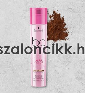 Schwarzkopf Bonacure Color Freeze Chocolate Sampon 250ml