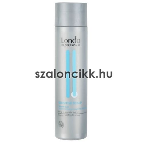 Londa Sensitive Scalp Érzékeny fejbőr sampon 250ml