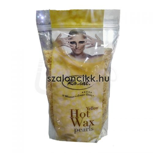 Roial Hot Wax Gyanta 800g (sárga)