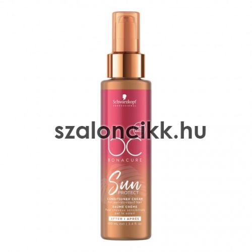 Sun Protect Conditioner Cream - Kondícionáló hajkrém 100 ml