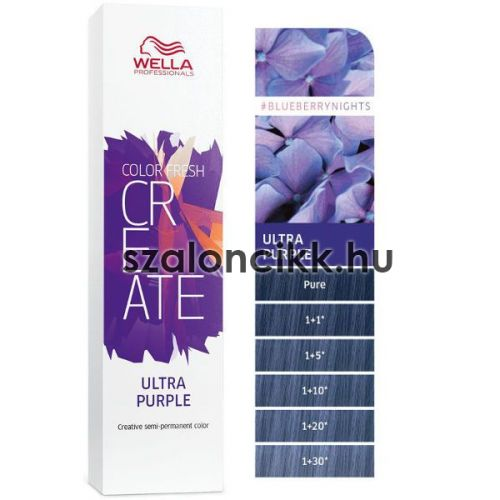 Color Fresh Create Ultra Purple Hajfesték 60 ml