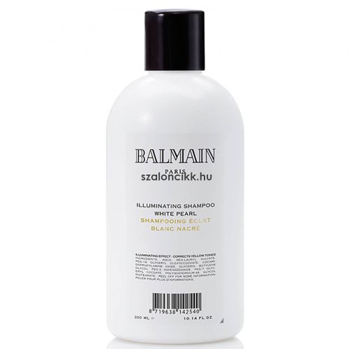 Balmain Illuminating Sampon White Pearl 300ml