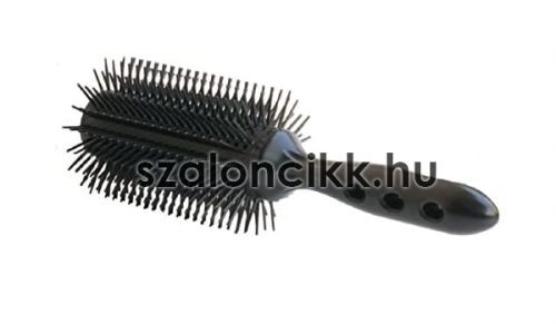 Y.S. Park Pro Straight Air Round Brush Nr. T70 Carbon körkefe