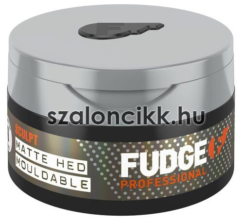 Fudge Matte Mouldable Head Wax 75gr