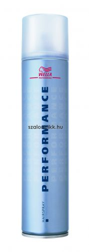 WELLA PERFORMANCE Hajlakk 500ml