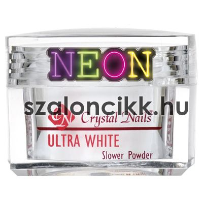Slower Neon White 40ml (28g)