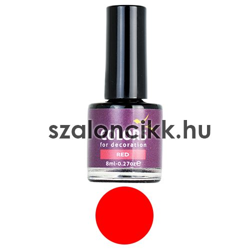 Colors for decoration Red - 8ml