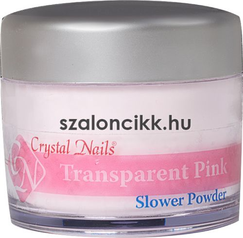 Slower Transparent Pink 100g (140ml)