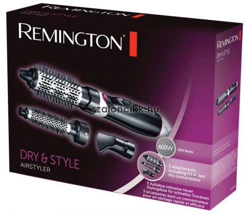REMINGTON DRY&STYLE AIRSTYL. AS701 600W Hajformázó