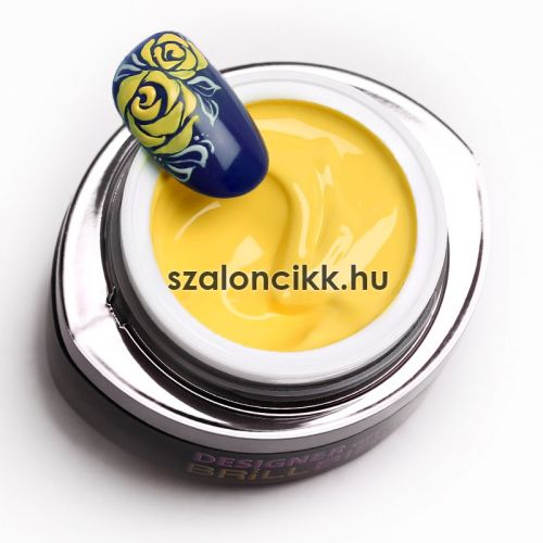 Designer Gel 6- Sárga (Yellow) 3ml