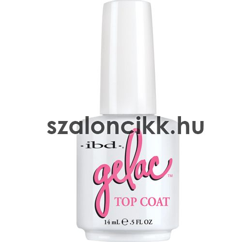 IBD Gelac Top Coat 14ml