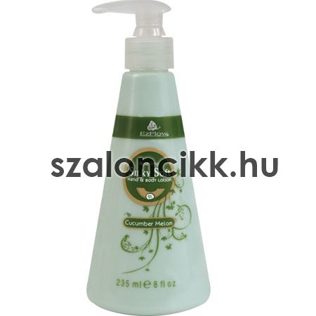 EzFlow Silky Soft  Lotion - Cucumber-Melon 236ml