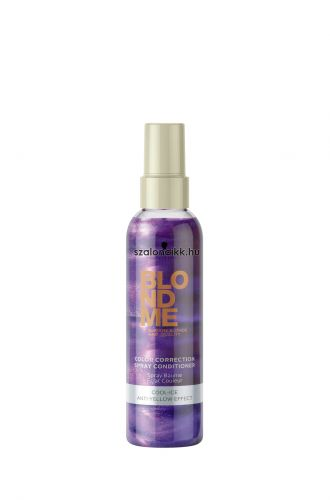 SCHWARZKOPF BLOND ME COOL-ICE Spray Balzsam 150ml